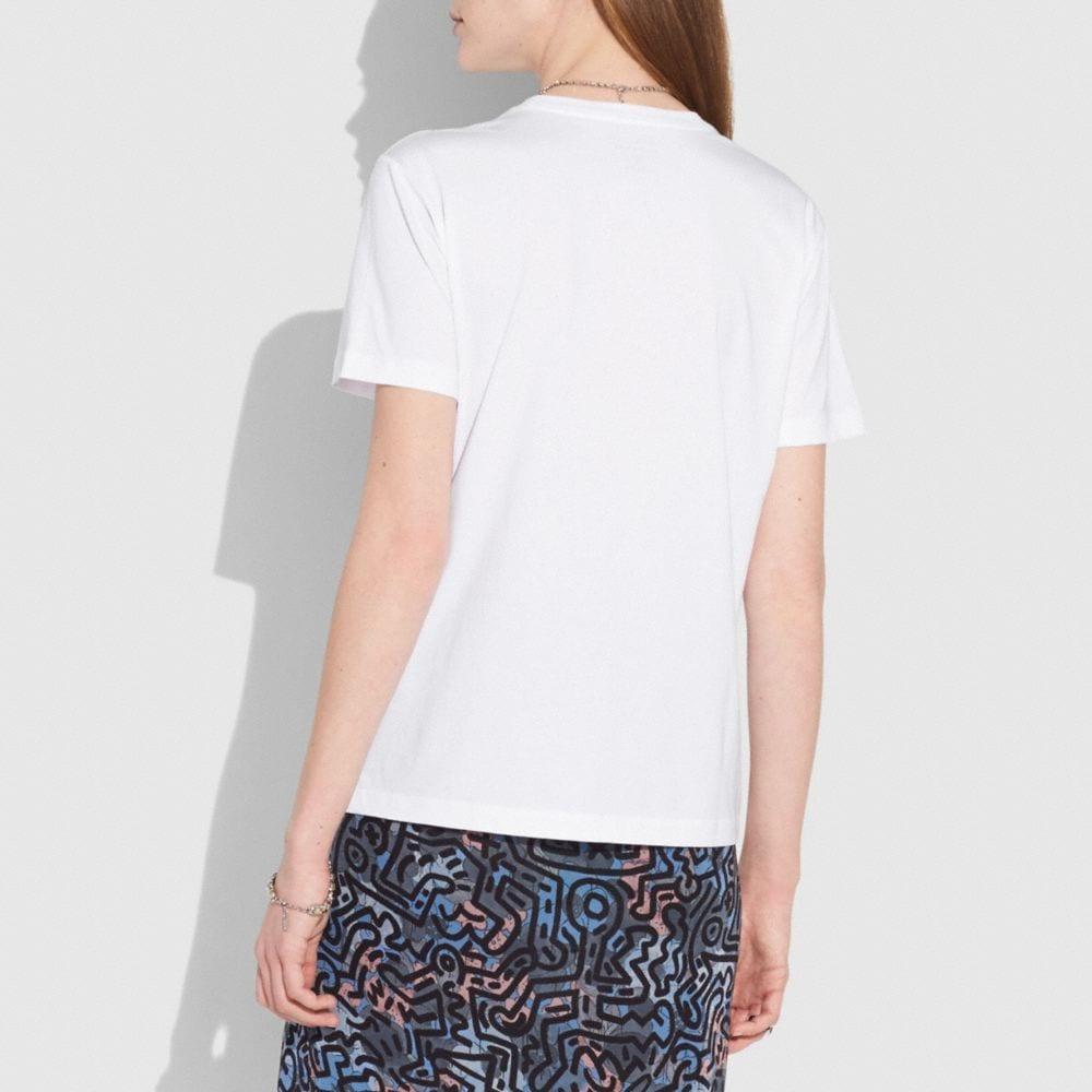 Coach Coach X Keith Haring T-Shirt Alternate View 2