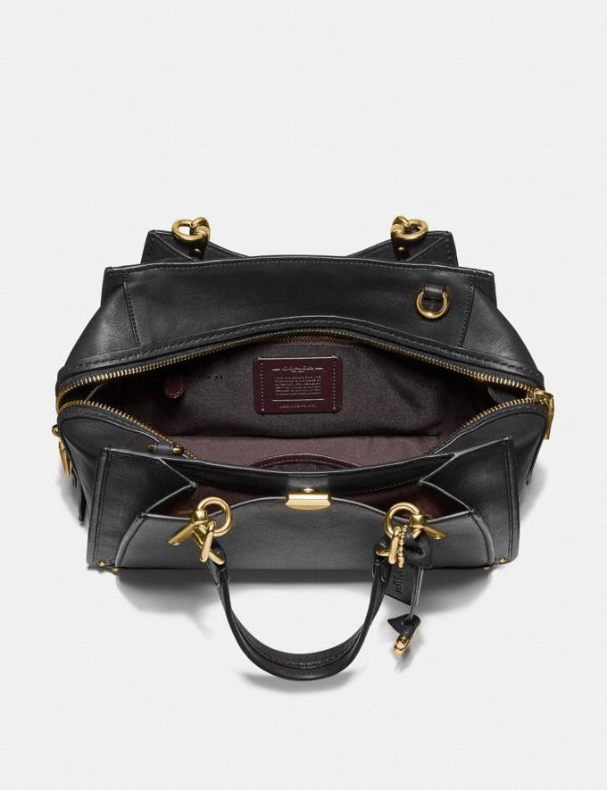 Coach Dreamer Black/Light Gold New Featured Online-Only Alternate View 2
