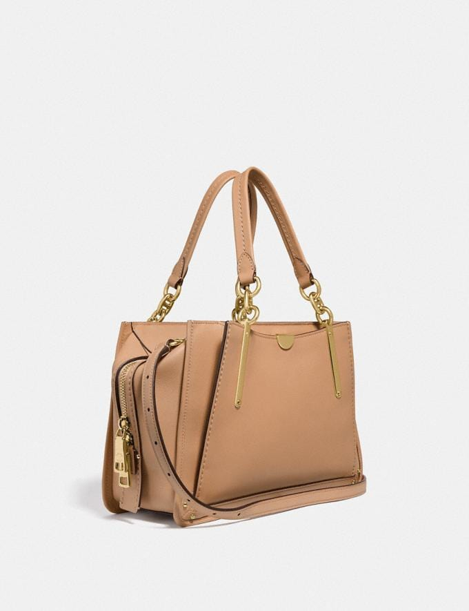Coach Dreamer Beechwood/Light Gold Personalise Personalise It Monogram For Her Alternate View 1