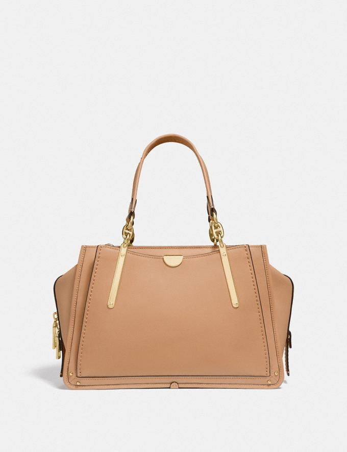 Coach Dreamer Beechwood/Light Gold Personalise Personalise It Monogram For Her Alternate View 2