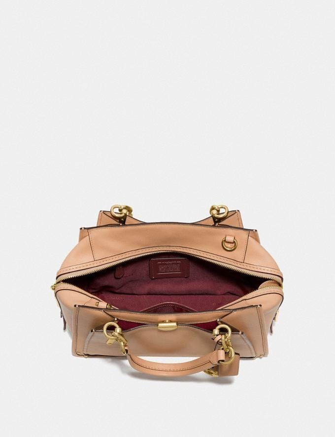 Coach Dreamer Beechwood/Light Gold Personalise Personalise It Monogram For Her Alternate View 3