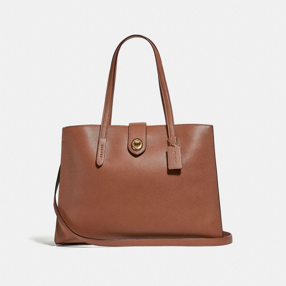 Coach Turnlock Charlie Carryall