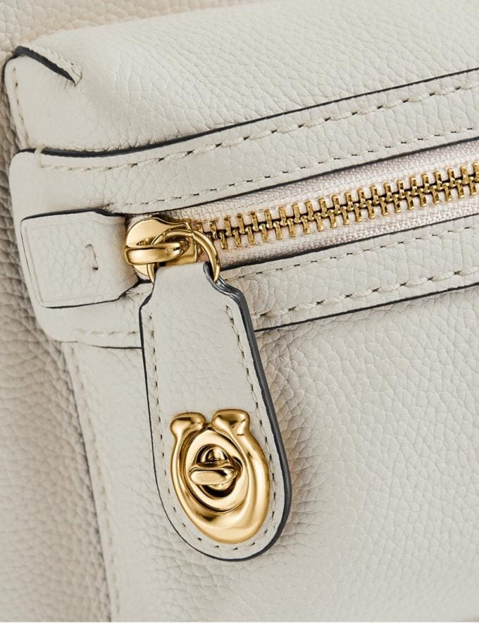 Coach Campus Backpack 23 Chalk/Gold SALE 30% off Select Full-Price Styles Women's Alternate View 4