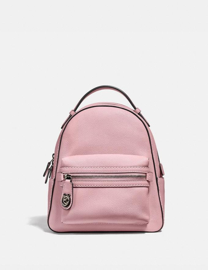 Coach Campus Backpack 23 Pewter/Aurora Gifts For Her Under $300