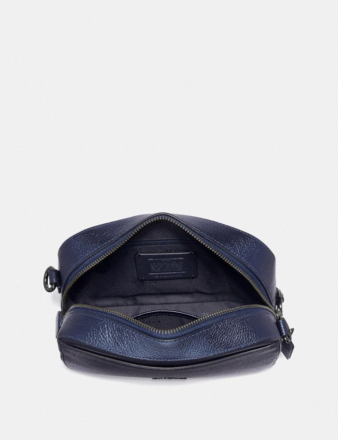 Coach Camera Bag Gm/Metallic Clay Women Bags Crossbody Bags Alternate View 2