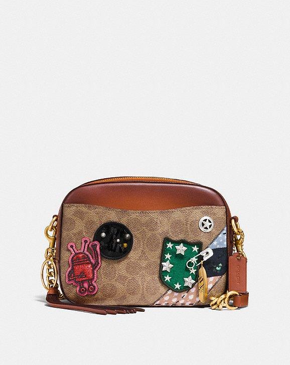Coach X Keith Haring camera bag 5kKfAEyJNe