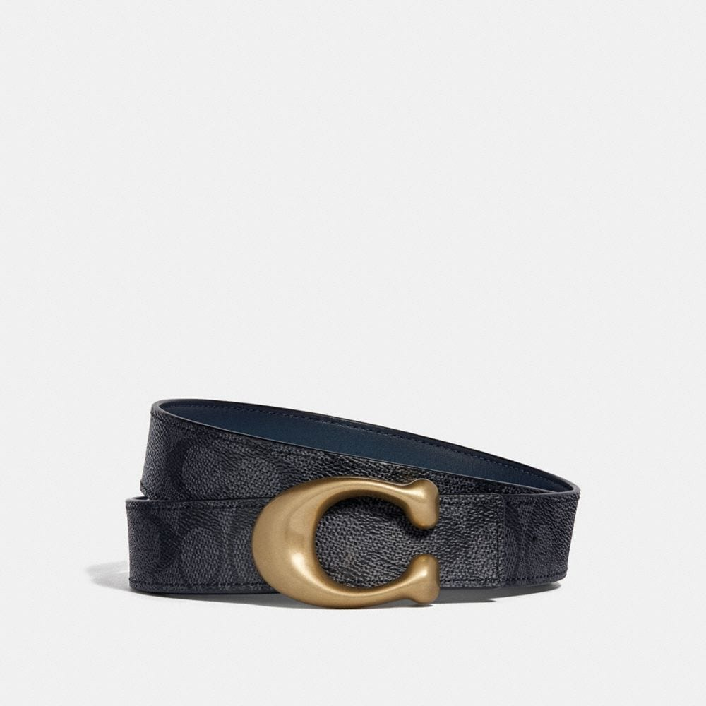 denim/midnight navy/brass