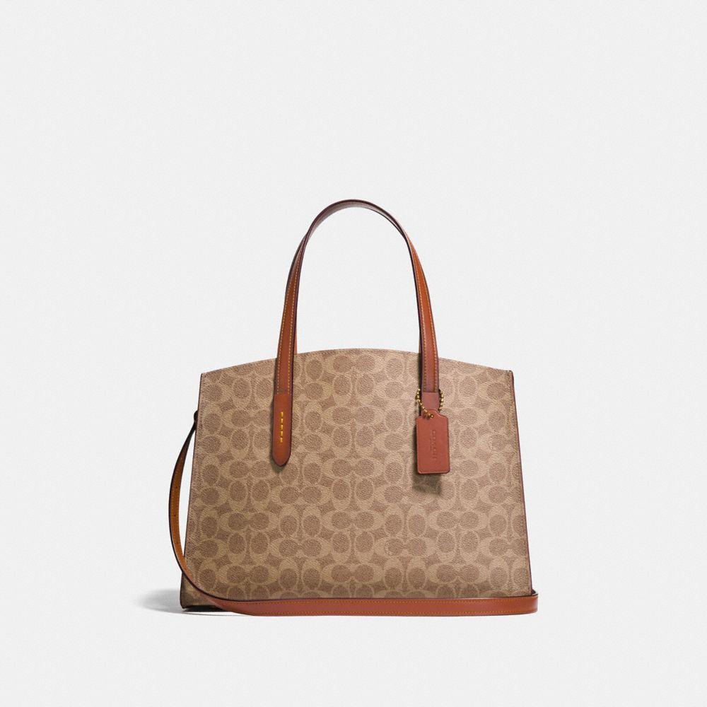 Charlie Carryall Bags in Brown
