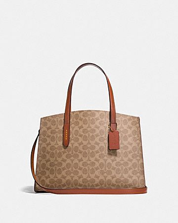 9bd8456d1b1be CHARLIE CARRYALL IN SIGNATURE CANVAS
