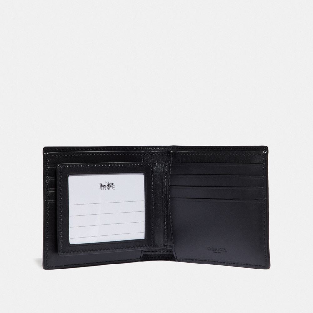 Coach 3-In-1 Wallet in Signature Canvas Alternate View 2