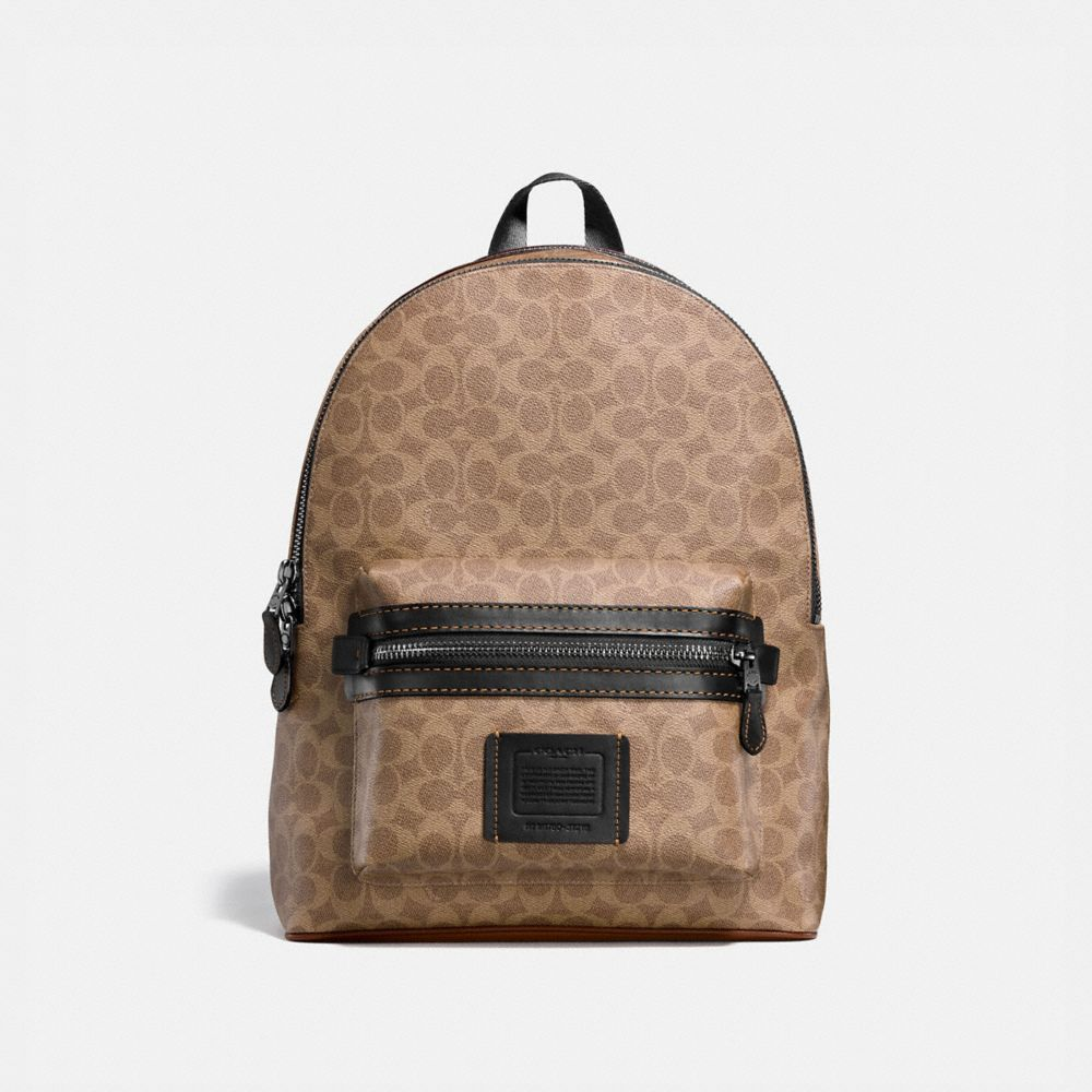 Coach Academy Backpack in Signature Canvas