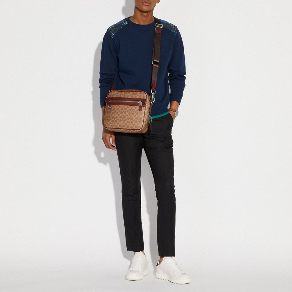 Coach Dylan in Signature Canvas Alternate View 3