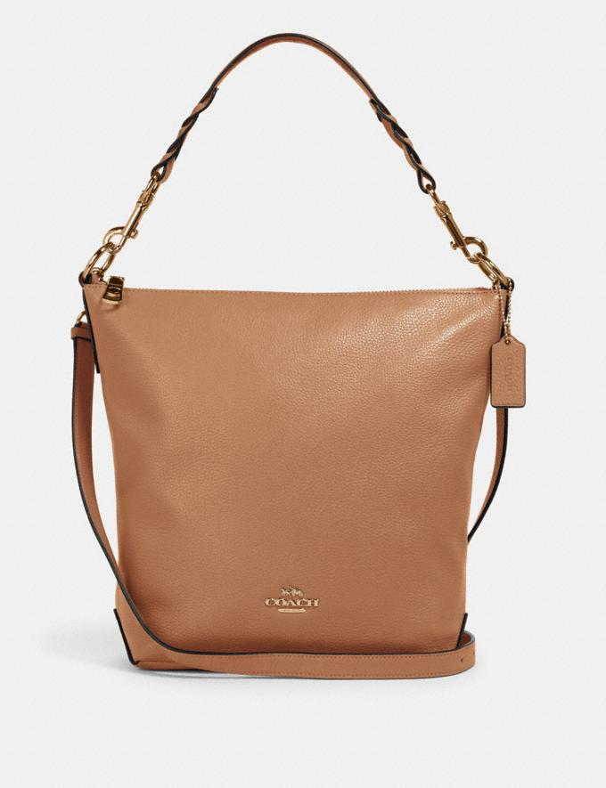 Coach Abby Duffle Im/Taupe Deals Just Reduced