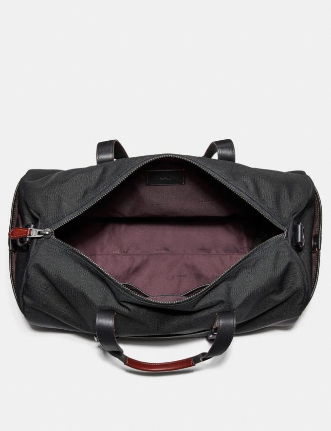 23b21b6f179 Coach Academy Gym Bag Black/Black Copper Finish Men Bags Totes & Duffles  Alternate View