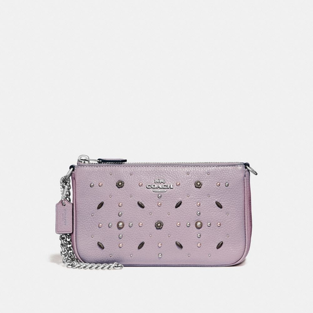 nolita wristlet 19 with prairie rivets