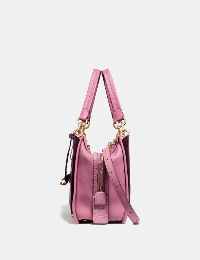 Coach Dreamer in Colorblock Rose Multi/Light Gold Gifts For Her Luxe Gifts Alternate View 1