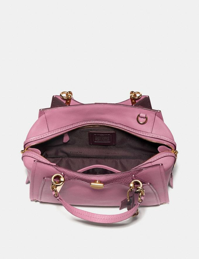 Coach Dreamer in Colorblock Rose Multi/Light Gold Gifts For Her Luxe Gifts Alternate View 2