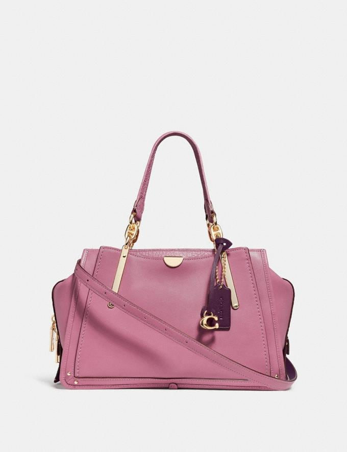 Coach Dreamer in Colorblock Rose Multi/Light Gold Gifts For Her Luxe Gifts