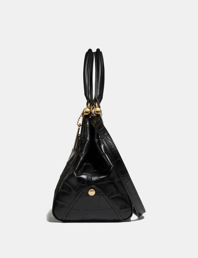 Coach Grace Bag Black/Light Gold New Featured Online-Only Alternate View 1