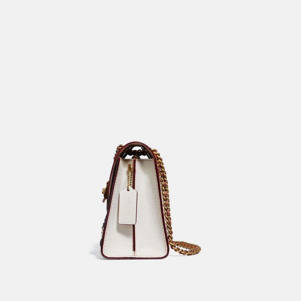 Coach Parker in Embellished Signature Rose Print Alternate View 1