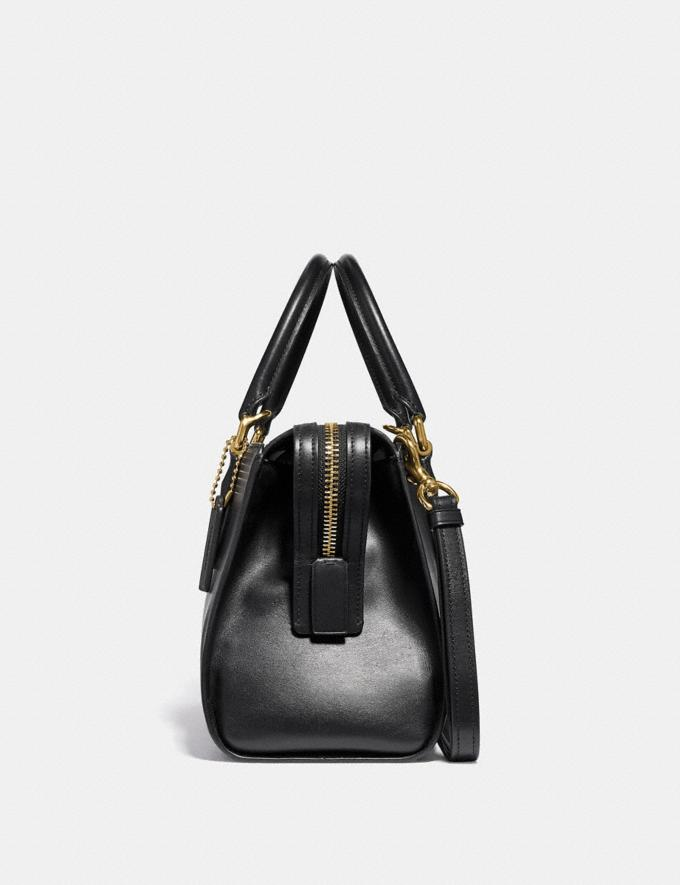 Coach Bond Bag Black/Gold New Featured Online-Only Alternate View 1