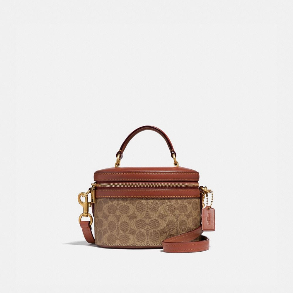 Coach Trail Bag in Signature Canvas