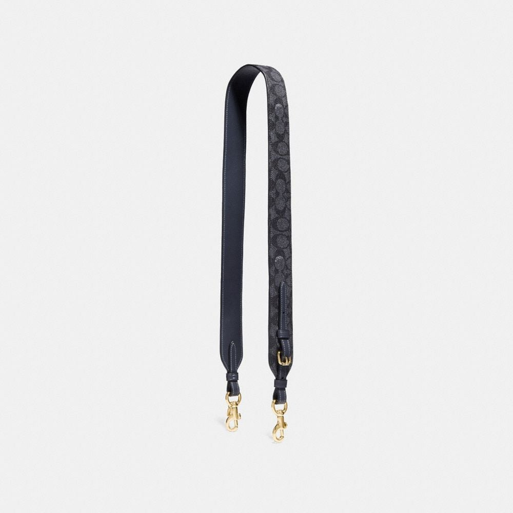 Coach Strap in Signature Canvas