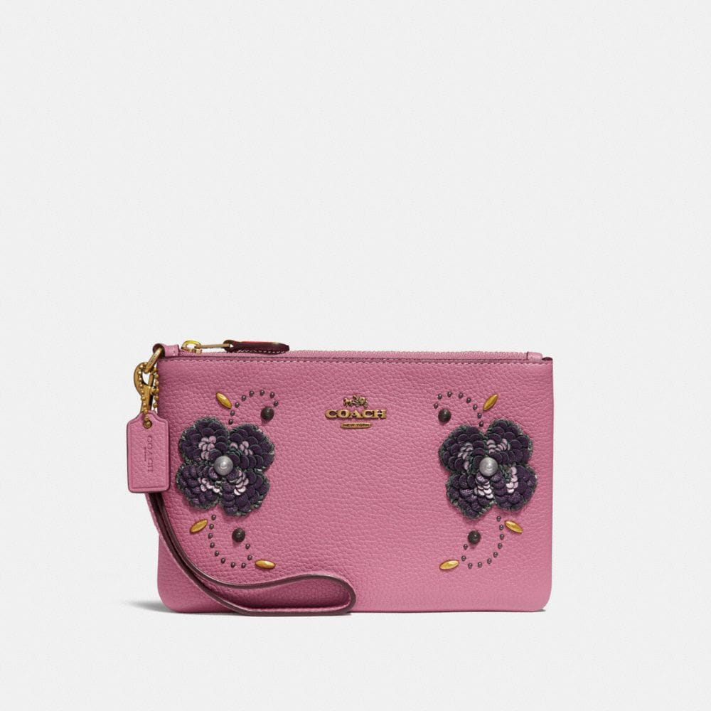 Coach Complimentary Wristlet on Orders $250+ With Code Groupongift18