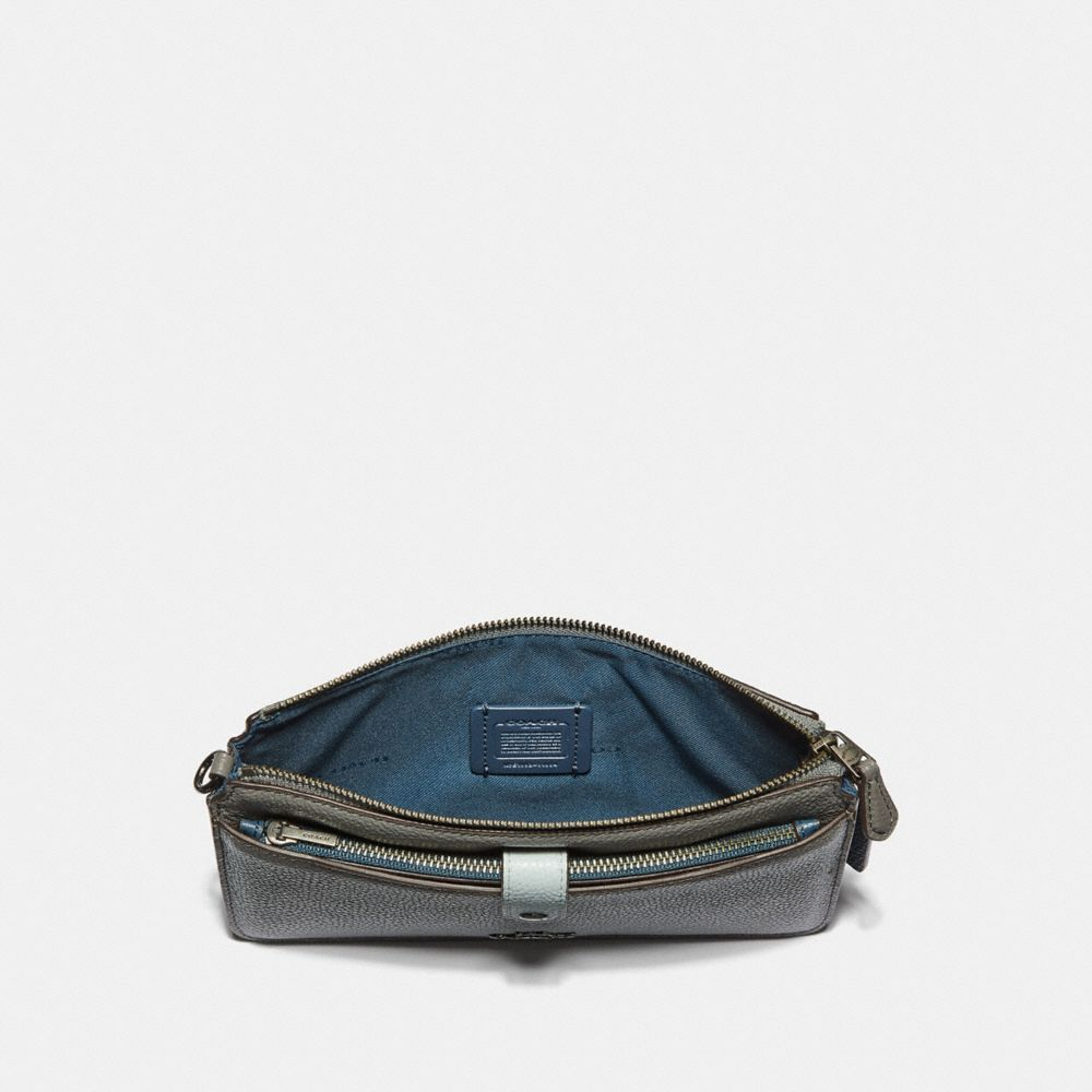 Coach Pop-Up Messenger in Colorblock Alternate View 1