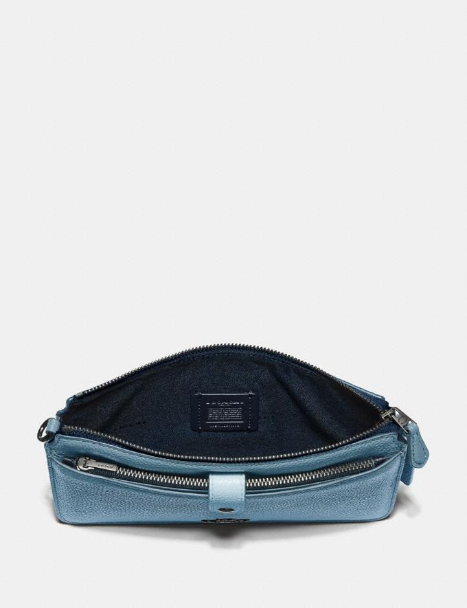 Coach Noa Pop-Up Messenger in Colorblock Slate Multi/Gunmetal Gifts For Her Alternate View 1