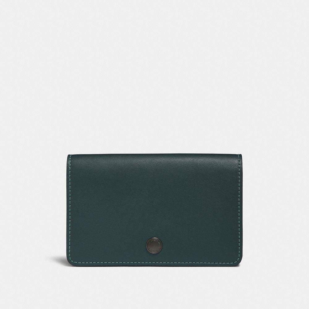 foldover card case