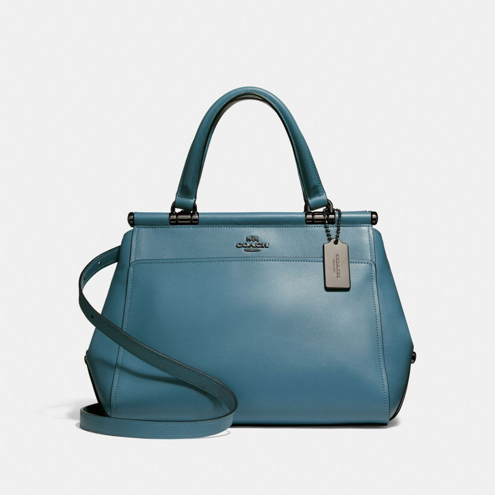 GRACE BAG IN REFINED CALF LEATHER
