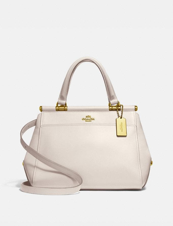 Coach Grace Bag Chalk/Light Gold Coach Reserve Coach Reserve