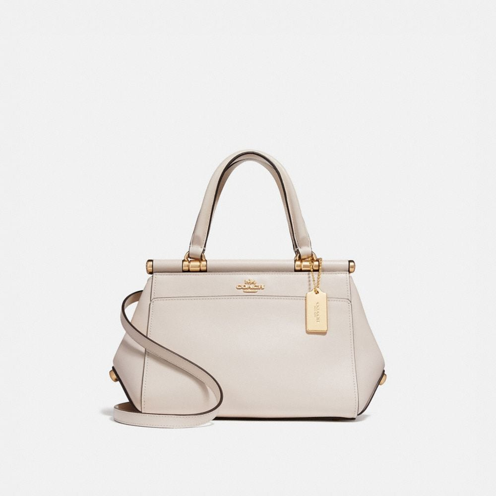 Coach Grace Bag 20 in Refined Calf Leather
