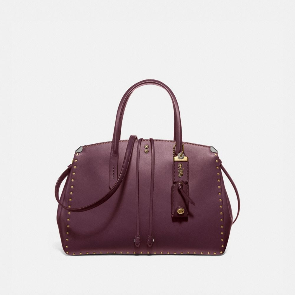 COOPER CARRYALL WITH RIVETS