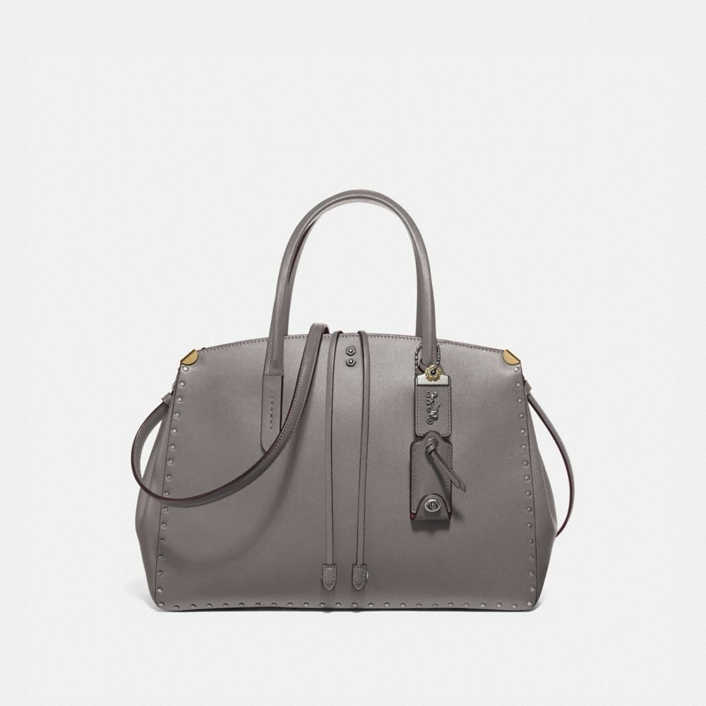 Coach Cooper Carryall With Rivets