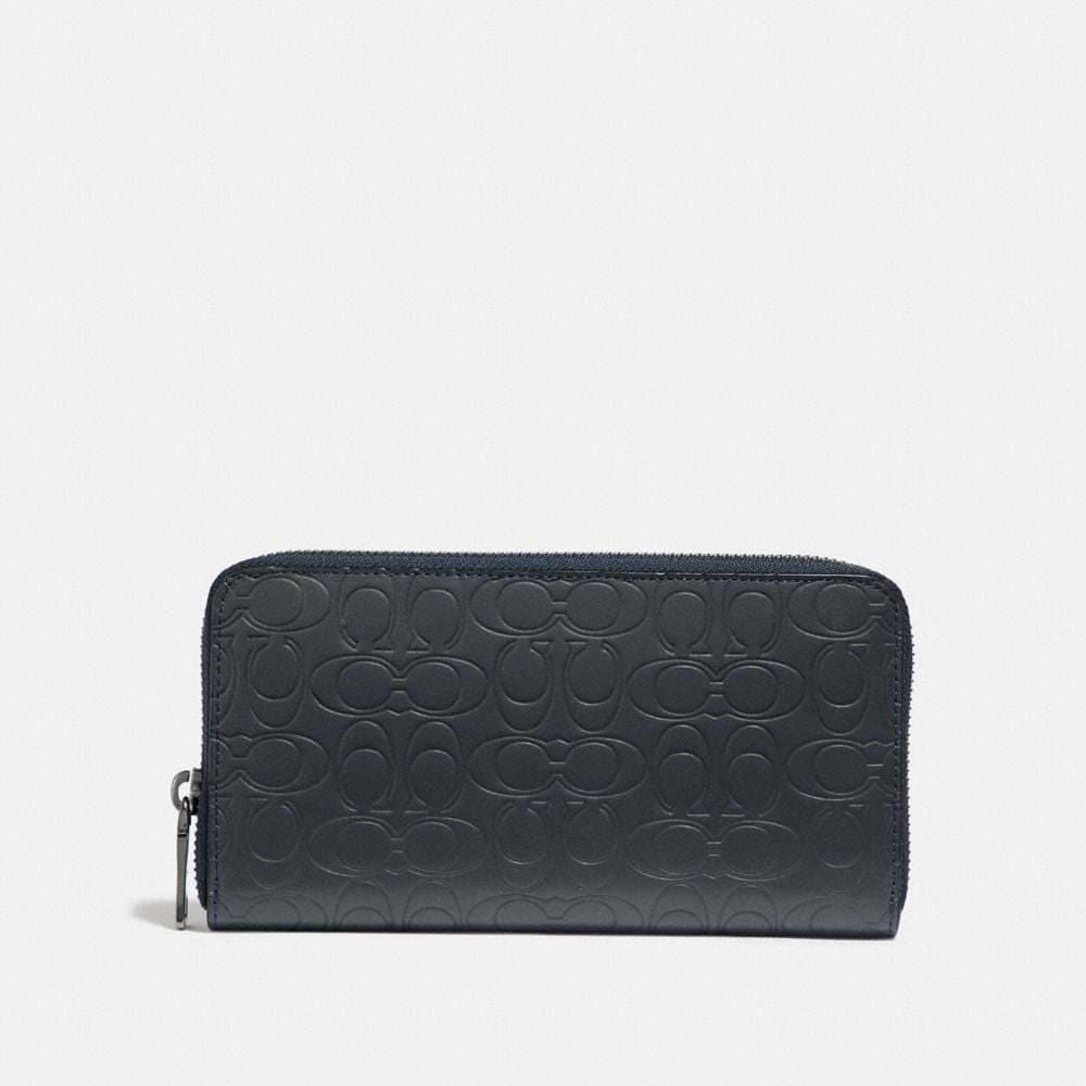 Coach Accordion Wallet in Signature Leather
