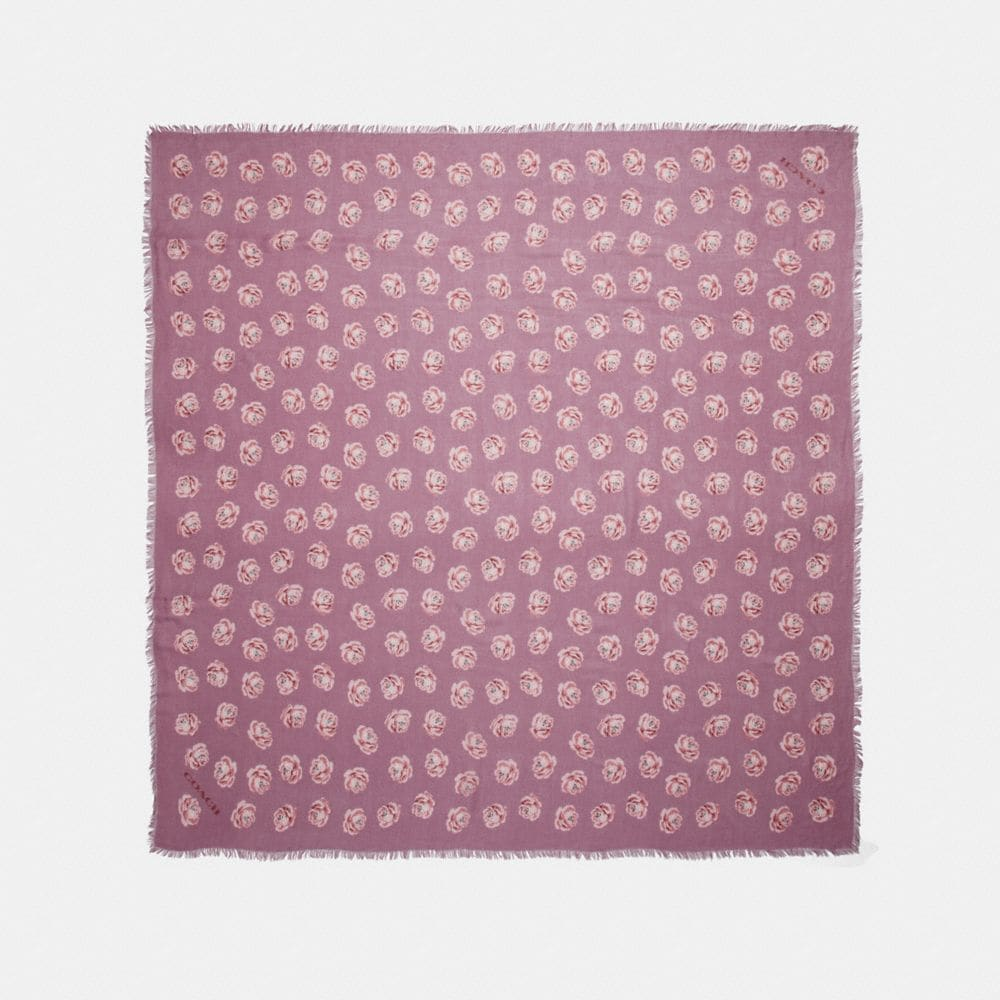 ROSE OVERSIZED SQUARE