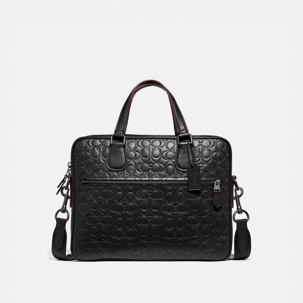 Coach Hudson 5 Bag in Signature Leather