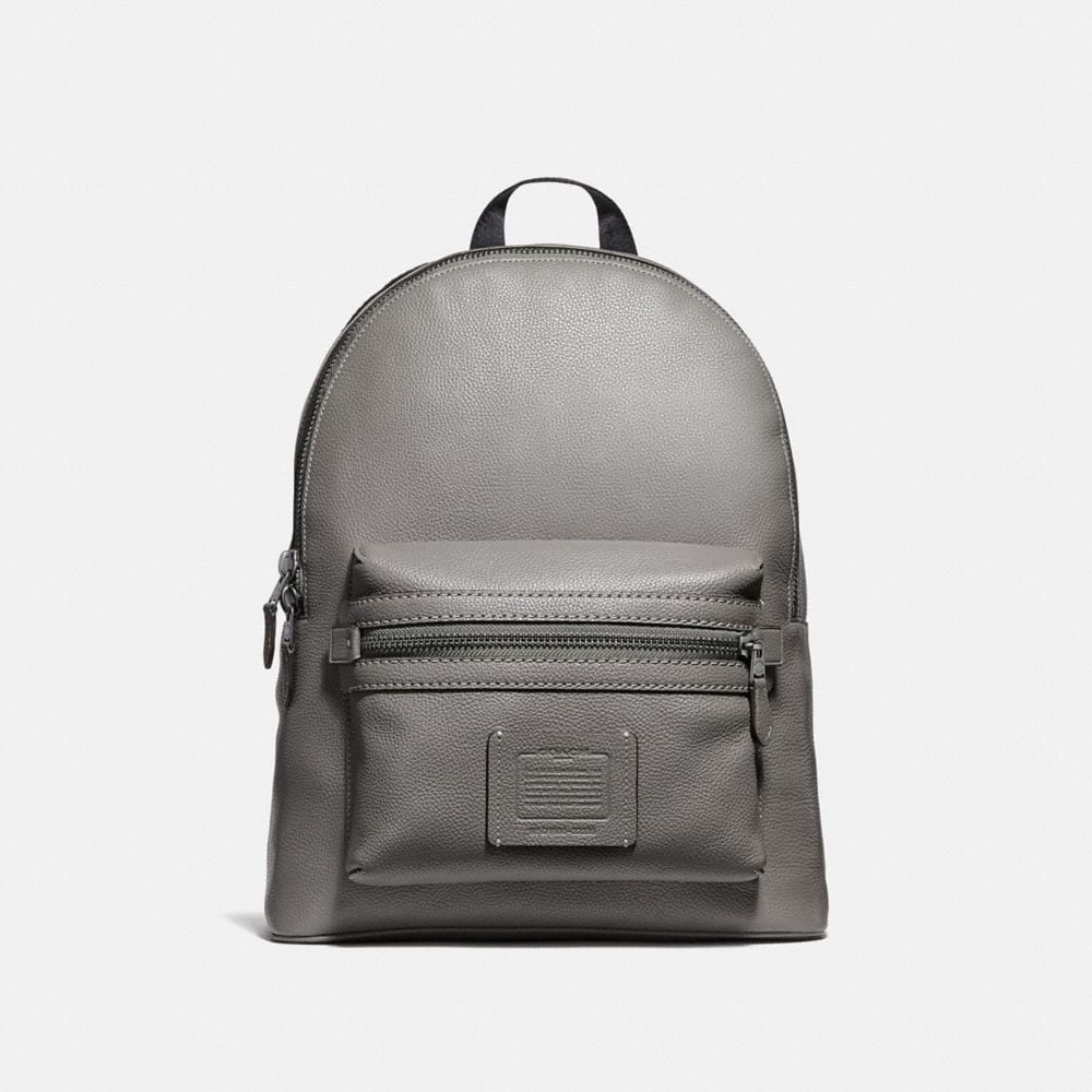Coach Academy Backpack in Polished Pebble Leather
