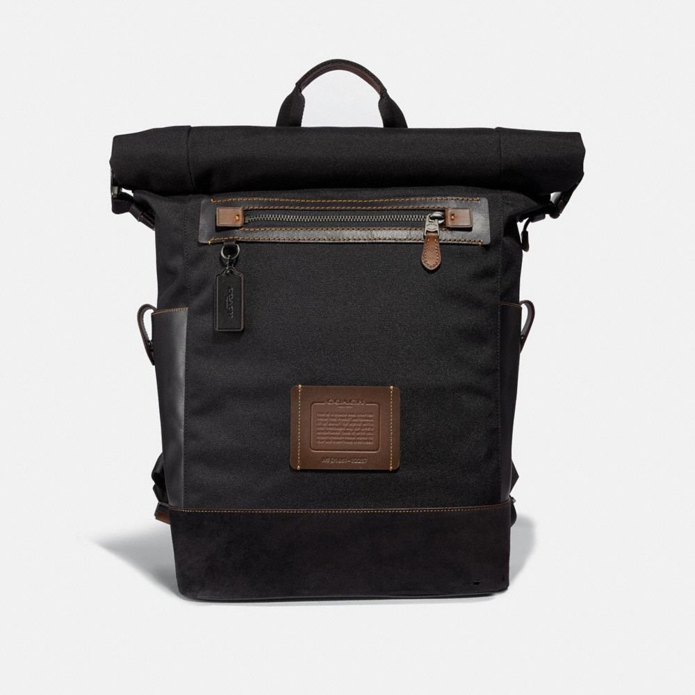 Coach Academy Travel Backpack