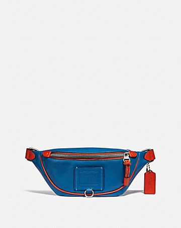 rivington belt bag 7 with varsity zipper