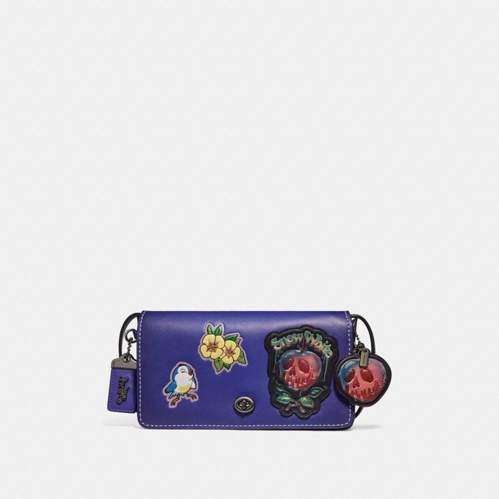 Coach Disney X Coach Poison Apple Hangtag Alternate View 1