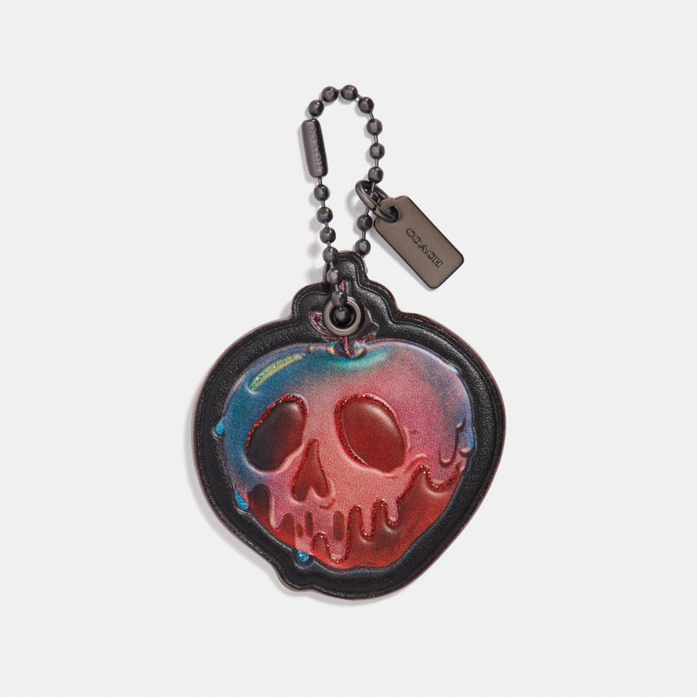 DISNEY X COACH POISON APPLE HANGTAG