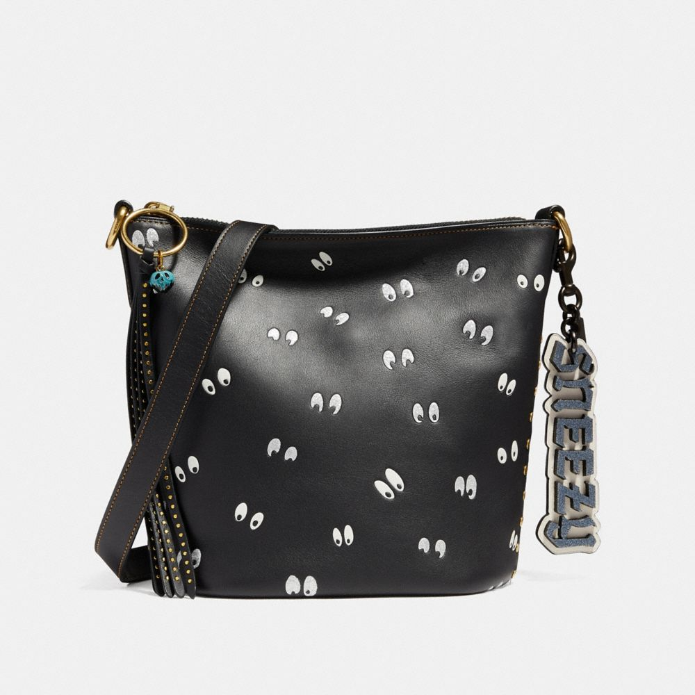 Coach Disney X Coach Sneezy Bag Charm Alternate View 1