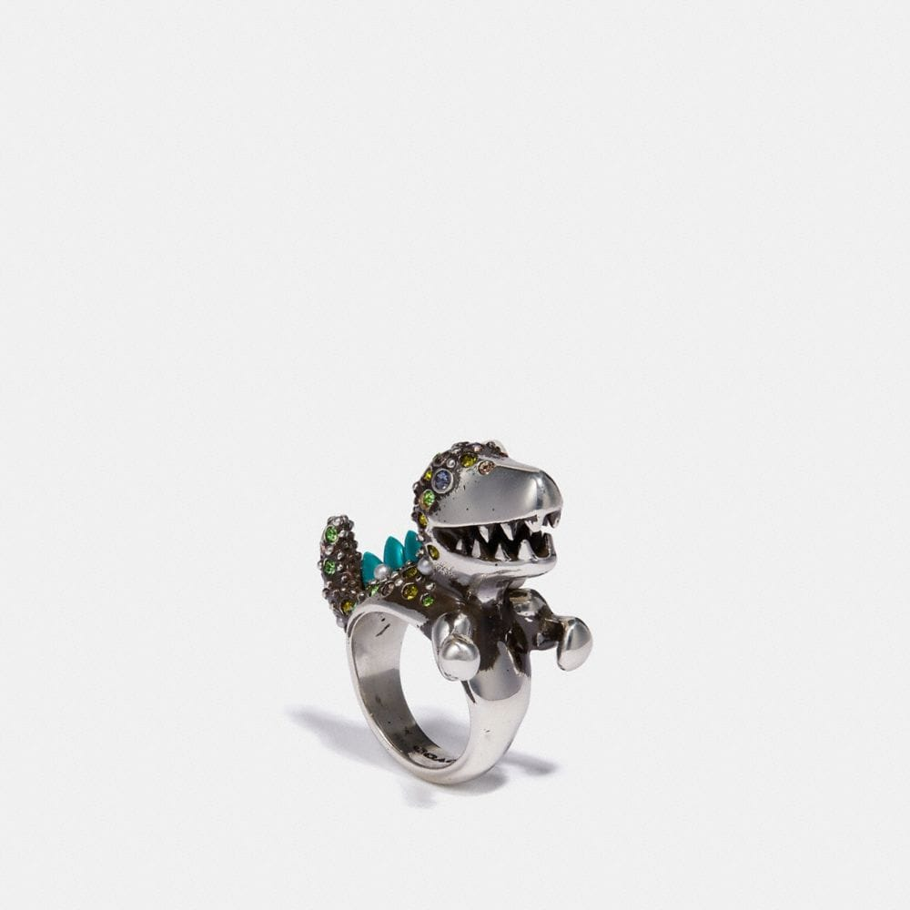 Coach Rexy Cocktail Ring