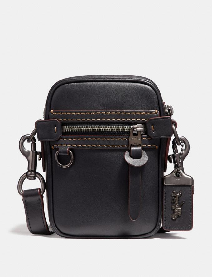 Coach Dylan 10 Black/Black Copper Finish