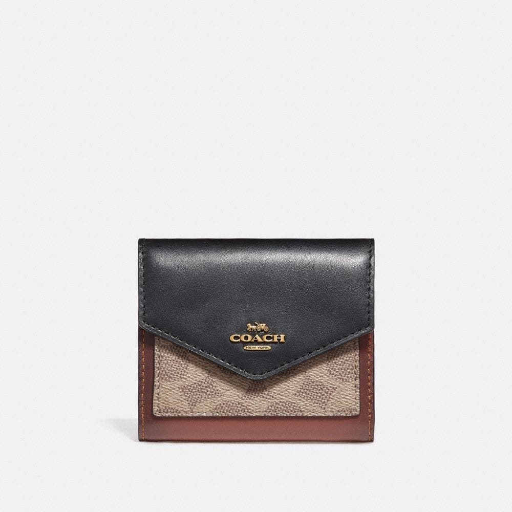 Women S Small Wallets Coach