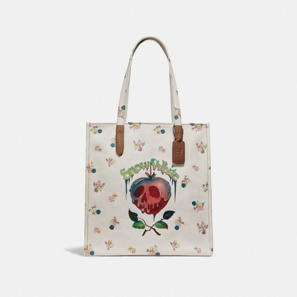 Coach Disney X Coach Poison Apple Tote
