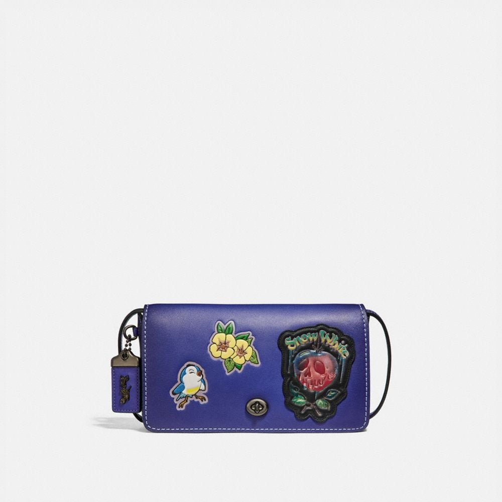 DISNEY X COACH DINKY WITH PATCHES